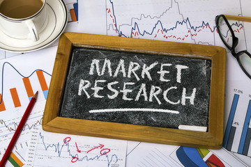 market research concept