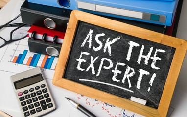 ask the expert concept