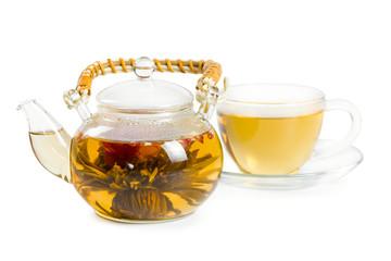 Flowering Chinese tea