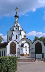 """Church of the Icon of the Mother of God """"Perishing"""" in Minsk"""