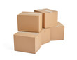 box package delivery cardboard carton stack