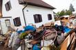 Räumung eines Wohnhauses - 78201560