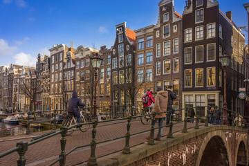 Amsterdam - Oudezijds Voorburgwal