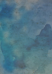 Blue romantic grungy background texture
