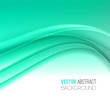 Abstract waves  background. Template design