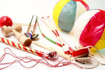 伝統ある玩具