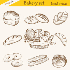 bakery set