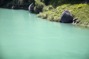 Lago di Hinterrhein