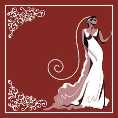 Wedding card 6