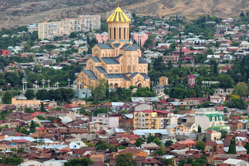 Sameba in Tbilisi