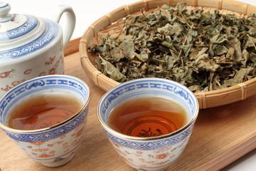 ドクダミ茶