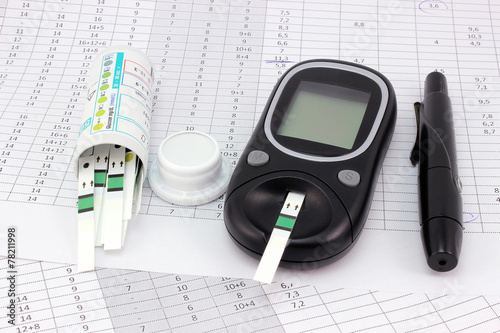 Control of blood glucose levels - 78211998