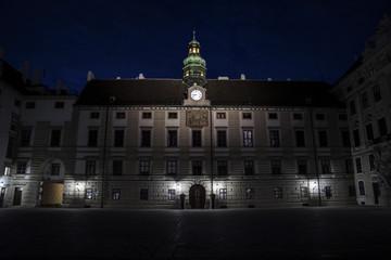 Hofburg Amalienburg Wien