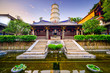 White Pagoda Temple in Fuzhou, China - 78213583