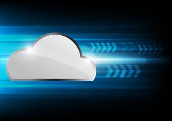hi - speed cloud computing technology