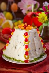 Traditional Easter dessert