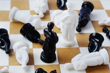 Ukrainian chess figures