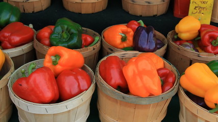 Colorful Peppers 1