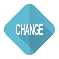change flat icon