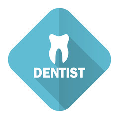 dentist flat icon