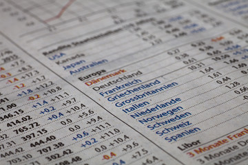Börse und Markt
