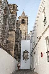 Cadiz, Spain, streets