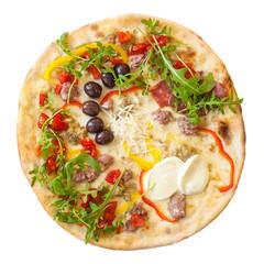 Pizza Sana e Genuina