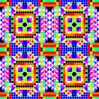 Постер, плакат: kaleidoscope computer games background