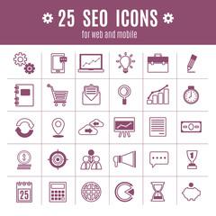 Icons Seo