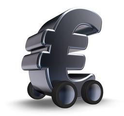 euro auf rädern