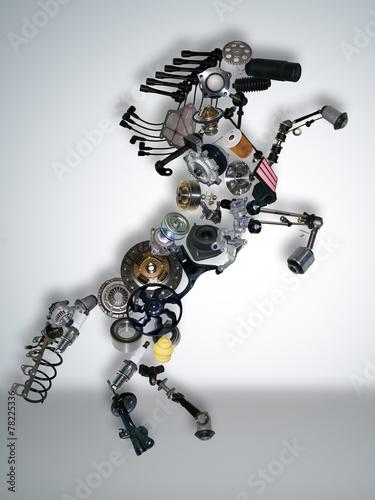 Many new spare parts - 78225336