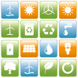 Iconset *** Renewable Energy - square color