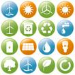 Iconset *** Renewable Energy - round color
