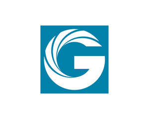 G Letter Logo Business