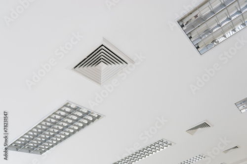 Ceiling ventilation of air condition - 78231547