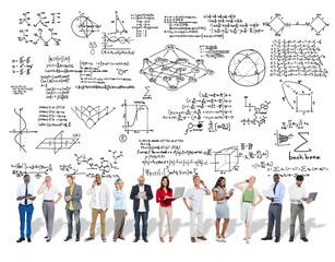Formula Equation Mathematical Symbol Geometry Concept