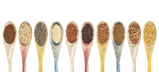 gluten frre grains and seeds
