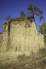 Soil Pole Wonderful Nan,Thailand