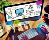 Content Creativity Digital Graphic Webdesign Webpage Concept