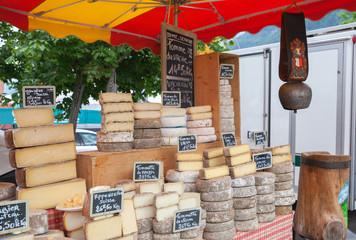 the range of farmer cheese market