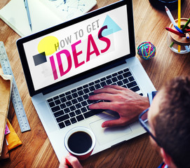 Ideas Thinking Inspiration Creativity Concept