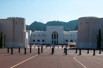 National Museum, Muscat, Oman