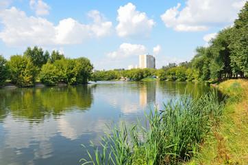 Серебряно-Виноградский пруд в Москве, Измайлово
