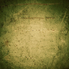 Grunge green background. Grungy  background. Abstract Textured
