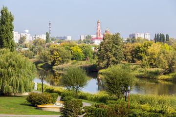 Russia. Tambov. Sunny day
