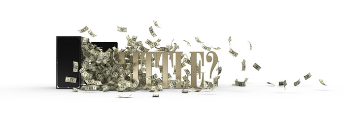 safe, dollar and crisis