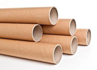 cardboard pipe