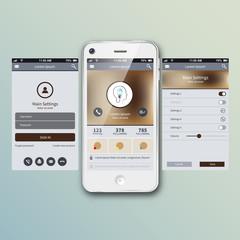 phone-interface