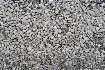 Gray gravel background