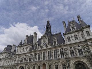 パリ市庁舎 オテル・ド・ヴィル